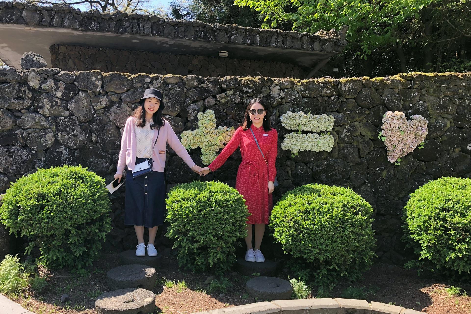 May in Jeju!——济州岛的四天三晚